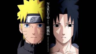 Naruto Shippuden OST 1: Shutsujin ( Departure To The Front Lines )