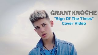Harry Styles - Sign of the Times (Grant Knoche Cover)