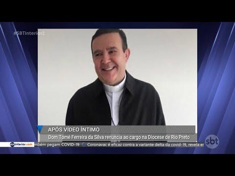 Bispos do Fim dos Tempos: Bispo de Rio Preto (SP) renuncia à Diocese após vazamento de vídeo íntimo com outro homem