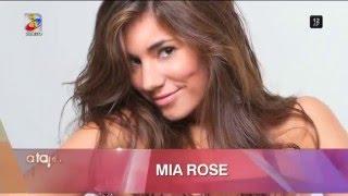 Mia Rose n´A Tarde é Sua