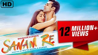 Sanam Re Hindi Movie Promotion Video - 2016 - Pulkit Samrat,Yami Gautam,Urvashi Rautela - Full Event width=