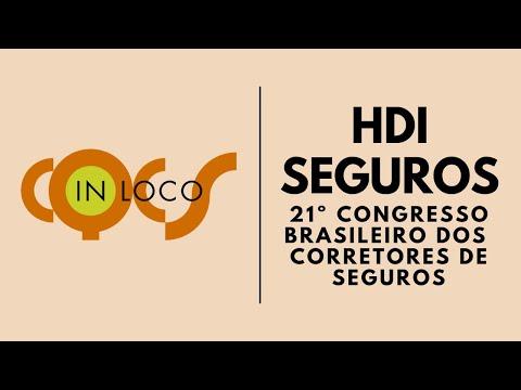 Imagem post: HDI Seguros no 21º Congresso Brasileiro dos Corretores de Seguros