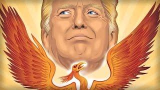 Sweet Sweet Victory Trump 2016