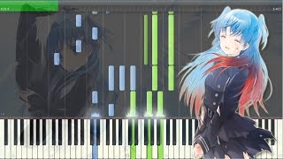 Always in My Heart - SukaSuka OST [Piano Tutorial +Midi | Sheet]