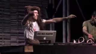 Dub Kirtan All Stars Live Promo Video