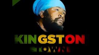 Fantan Mojah - KINGSTON TOWN feat Capleton & Turbulence (Young Veterans Music 2015)
