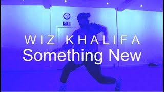 Wiz Khalifa - Something New | TNT Class, Edinburgh | Choreography by Adam Mcmillan