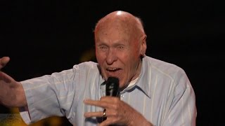America's Got Talent 2016 Wildman Rocker 82 Y.O. John Hetlinger Full Judge Cuts Clip S11E11