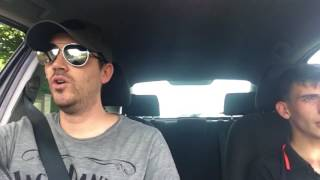 """Car Singing to Brett Young """"Would You Wait For Me"""""""