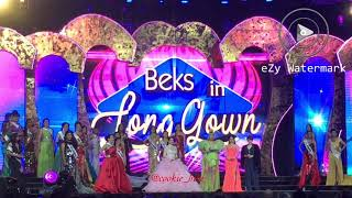Ms Q n A Finals_Beks in Gown
