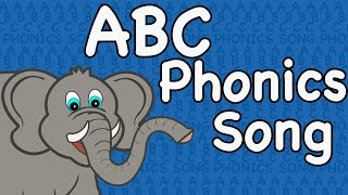 ABC Phonics Song | Phonics Alphabet | ABC Phonics Songs Preschool Kindergarten