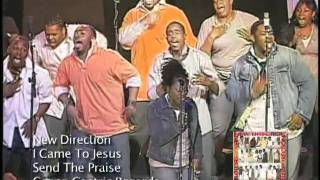 New Direction - I Came To Jesus (Live)