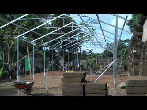 Maranatha Collegiate Project 2012 -Nicaragua Day 4-6