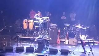 SNARKY PUPPY percussion solo