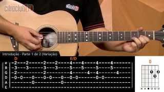 Videoaula Primeiros Erros (aula de violão simplificada)