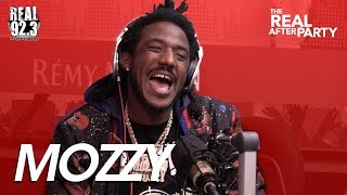Mozzy Destroys Freestyle over Wu-Tang's Triumph!