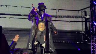 Marty Scurll Entrance ROH War of the Worlds 2017