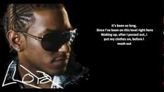Lloyd - Swimming Pools (Remix) (ft. August Alsina) - Lyrics *HD*
