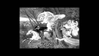 Spohr ERLKÖNIG Op 154 No 4