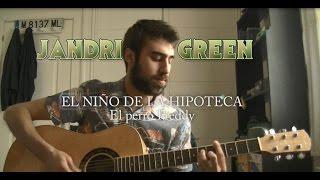 El niño de la hipoteca - El perro Freedy (Jandri Green) cover