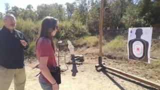 CWP Shooting Range Test Staring McKenzie Walling