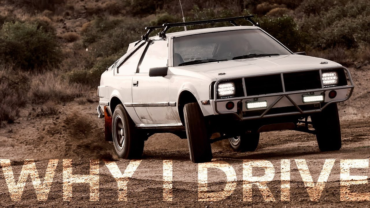Why I Drive: Jon Rood's dirt-spewing off-road 1984 Toyota Celica GT