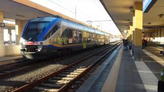 FS Trenitalia loco E656 068 at Catania Centrale.