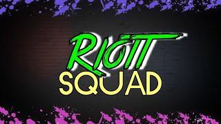 WWE- Riott Squad Custom Entrance Video (Titantron)