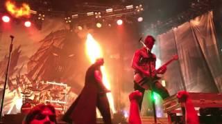 Disturbed- The Vengeful One LIVE [HD] 07/10/16 Jiffy Lube Live