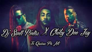 Te Quiero Pa' Mi'    Dj Santi Pintos ✘ Chiky Dee Jay