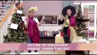 Aycan ve Didem Hande Yener Takliti - Mor