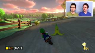 Moo Moo Meadows - Mario Kart 8