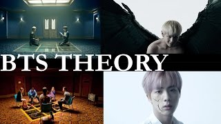 BTS got inspired by this ? [Blood Sweat & Tears + WINGS TOUR Trailer Theory (2/2)]