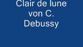 Debussy -Clair de lune (Bella´s lullaby)