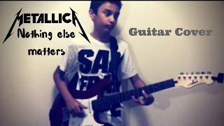 Nothing else matters -metallica-guitar cover