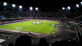 Napoli Stella Rossa 3 1 Urlo The Champions Curva B