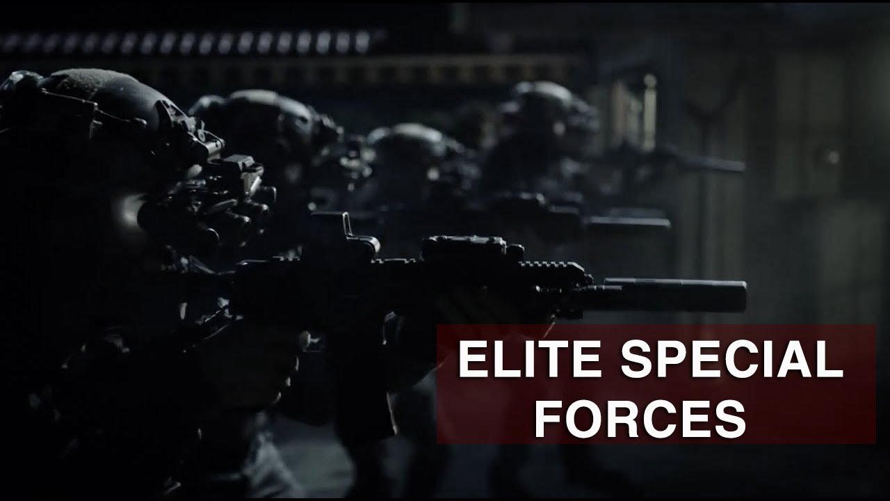 Elite Special Forces