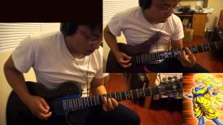 Dragon Ball Z Super Saiyan 3 Theme Song Guitar Cover
