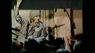 Wayne County . The Electric Chairs ~ Cream in Jeans