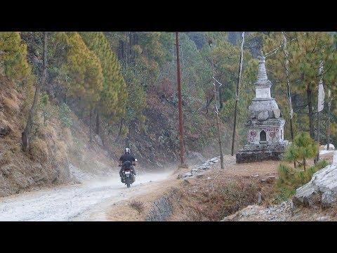 Rocky Road from Kathmandu, Nepal. Episode 12-1min SD