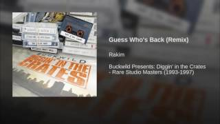 Guess Who's Back (Remix)