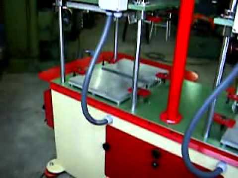Güler Makina - Sütyen Kap(cup) Şişirme Makinesi.mp4