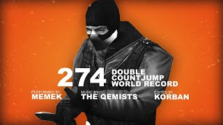 274 Double Countjump By Memek *official WR*