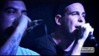 "GEMITAIZ feat. COEZ - ""FIRE"" Live @ DimmiDiSi Club, Roma"