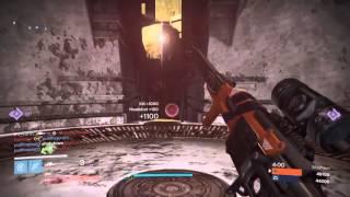 Destiny Trials of Osiris Sniping Montage