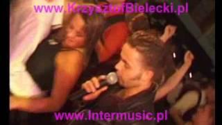 Krzysztof Bielecki ( Crizz Biel ) - live show - Elvis Presley song - Hound Dog