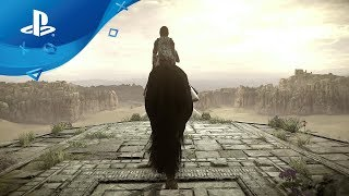 Shadow of the Colossus - Opening Cinematic | Intro [PS4]
