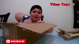 Unboxing - Fingerboard Inove Zumbi