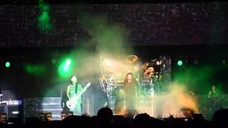 Korn live 2013 Helmet In The Bush Milan, Italy