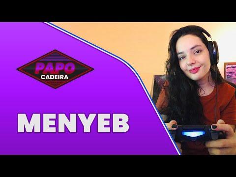 Arte Segue Regras?? - PAPO CADEIRA #3 feat. MenyeB